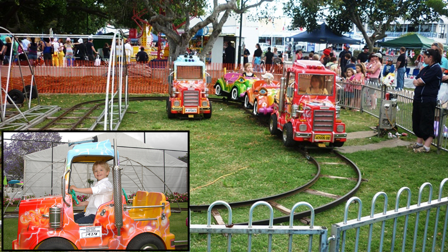 AA Amusement Rides - Ride Hire for fetes, festivals & parties